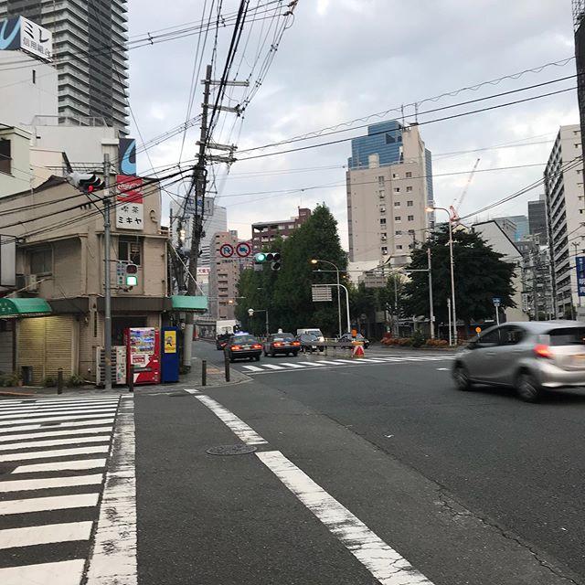 中崎町の朝!